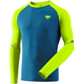 Dynafit Alpine Pro LS Tee Men fluo yellow